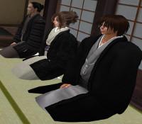 とりあえずモンジュさん、まきさん、Nozomiさん